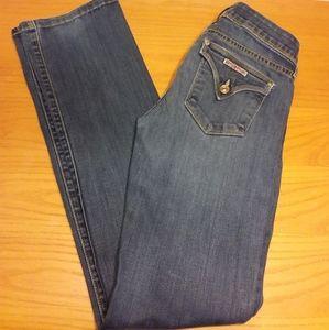 Hudson Signature Bootcut Jeans size 27